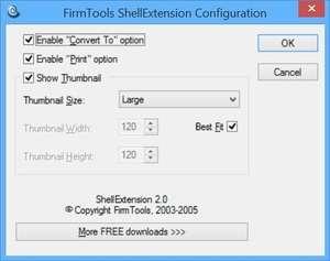 ShellExtension Screenshot