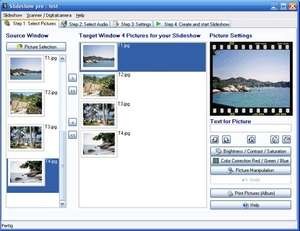 Slideshow pro Screenshot
