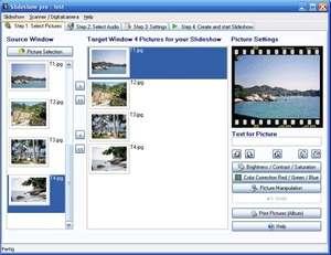 Slideshow Professional Screenshot