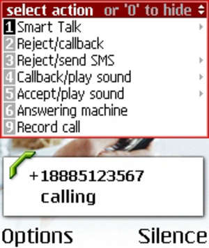 Smart Call Manager Screenshot