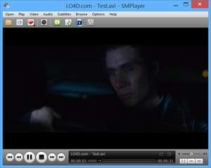 SMPlayer Portable Screenshot