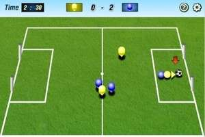 Sports Games - Screenshot for Soccer
