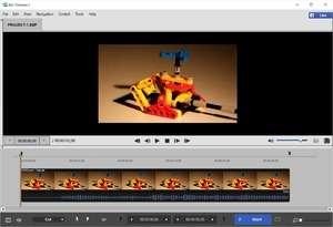 SolveigMM AVI Trimmer Screenshot