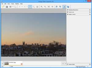 Sony Image Data Suite Screenshot
