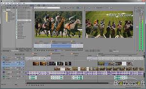 Sony Vegas Pro Screenshot