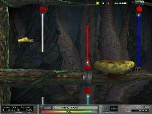 Space Taxi 2 Screenshot
