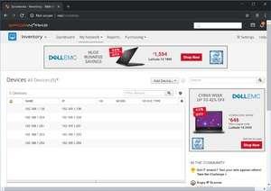 Network Programs - Screenshot for Spiceworks