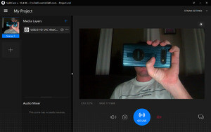 Video Capture Programs - Screenshot for SplitCam