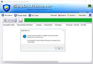 Spyware Removal - Screenshot for Spy DLL Remover