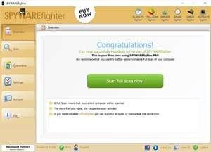SPYWAREfighter Screenshot