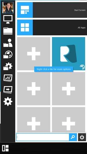 Start Menu Reviver Screenshot
