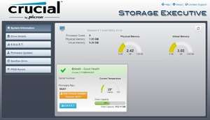 Storage Executive Screenshot
