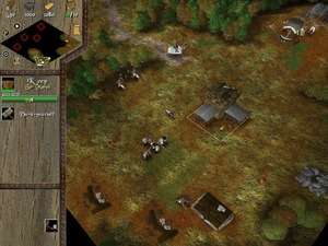Strategy 3 - The Dark Legions Screenshot