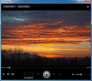 SysPlayer Screenshot