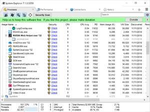 Windows Tweaks - Screenshot for System Explorer