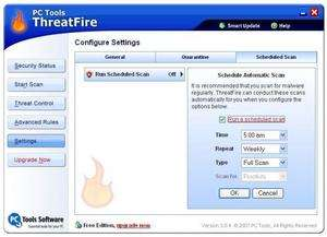 Spyware Removal - Screenshot for Threatfire Free Version