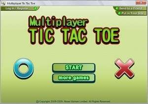 Strategy Games - Screenshot for Tic Tac Toe