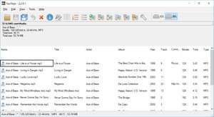 MP3 Tag Tools - Screenshot for TigoTago
