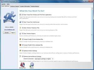 Registry Cleaners - Screenshot for TweakNow RegCleaner
