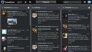 Internet Utilities - Screenshot for TweetDeck
