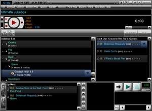 Ultimate Jukebox Screenshot