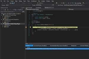 Unity Game Engine Screenshot