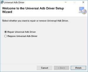 Universal ADB Drivers Screenshot