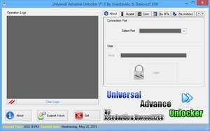 Universal Advance Unlocker Screenshot