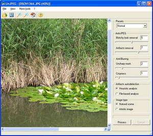 UnJpeg Screenshot