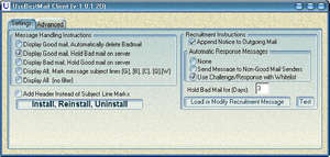UseBestMail Personal Edition Screenshot