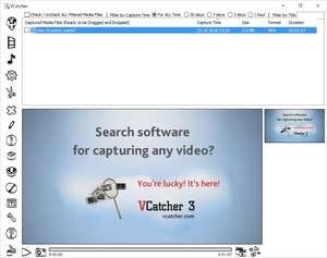 Video Capture Programs - Screenshot for VCatcher