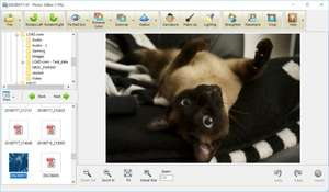 Image Editors - Screenshot for Vicman Photo Editor