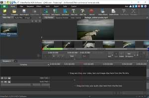Audio Video Editing - Screenshot for VideoPad Video Editor (Free)