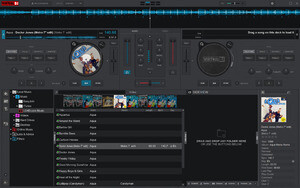 Audio Video Editing - Screenshot for Virtual DJ Free