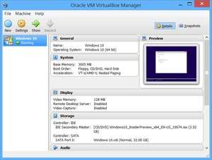 Computer Utilities - Screenshot for VirtualBox