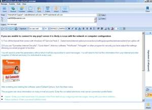 Vista NetMail Screenshot