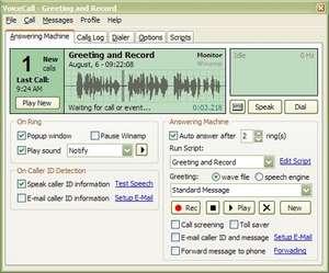 VoiceCall Screenshot