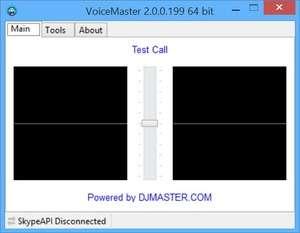 VoiceMaster Screenshot