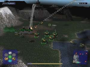 Strategy Games - Screenshot for Warzone 2100