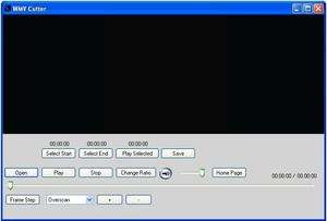 Audio Video Splitters - Screenshot for WAV Cutter