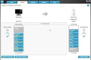 WD SmartWare Screenshot