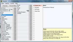 Webm8 Screenshot