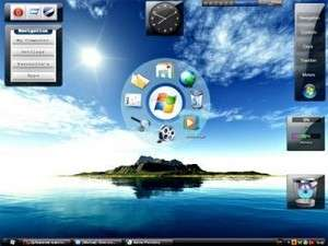 Look and Feel - Screenshot for Windows 7 Transformation Pack