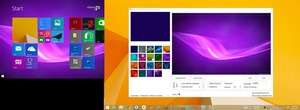 Windows 8 Start Screen Customizer Screenshot