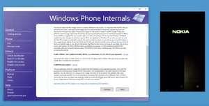 Windows Phone Internals Screenshot