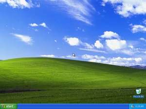 Windows XP Themes Screenshot