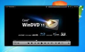 WinDVD Screenshot