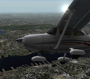 X-Plane 10 Screenshot