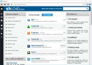 ZenBrowser Screenshot