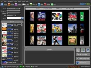 Media Converters - Screenshot for Ziggy TV